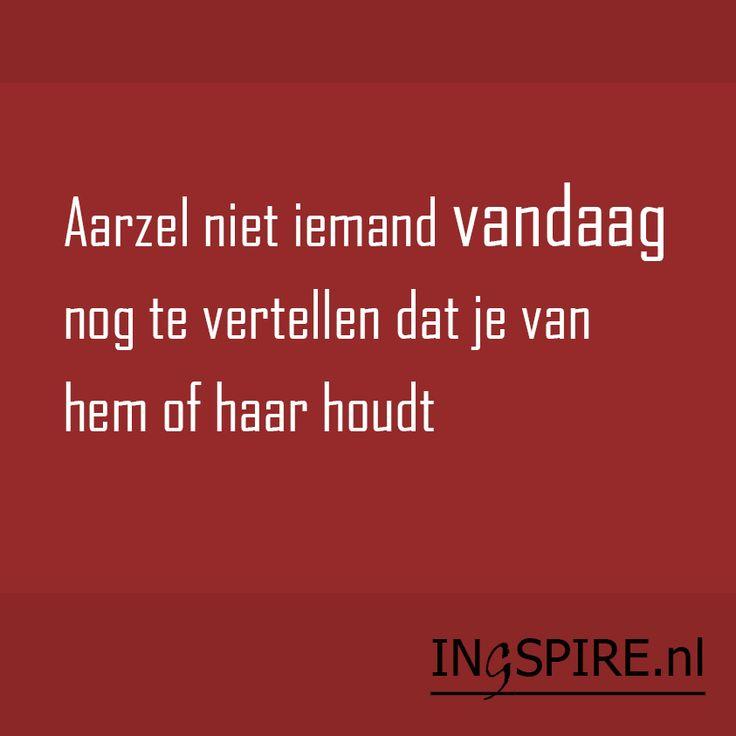 Spreuk over vriendschap en liefde om te delen! Ontdek nog meer Nederlandse quotes over vriendschap en liefde op ingspire.nl