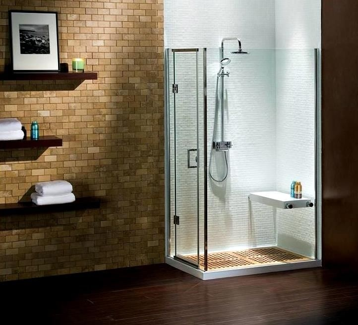 Basement bathroom for the home pinterest Basement bathroom ideas