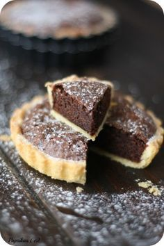 Tartelette Brownie
