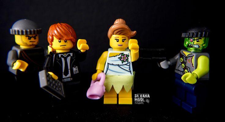 Freeze Lego
