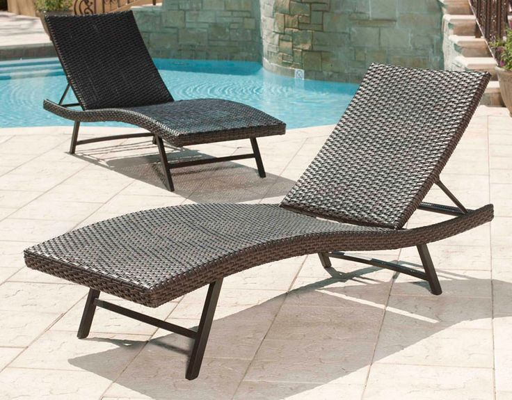 15 must see pool lounge chairs pins pool furniture diy for S shaped chaise lounge chairs