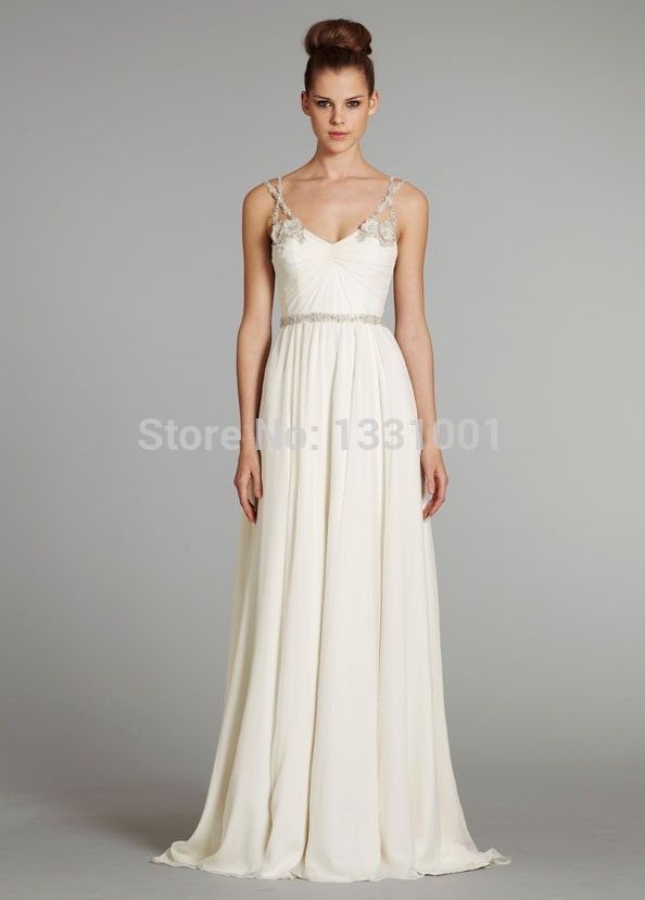 Vestido de noiva simples e bonito | Deby Dicas