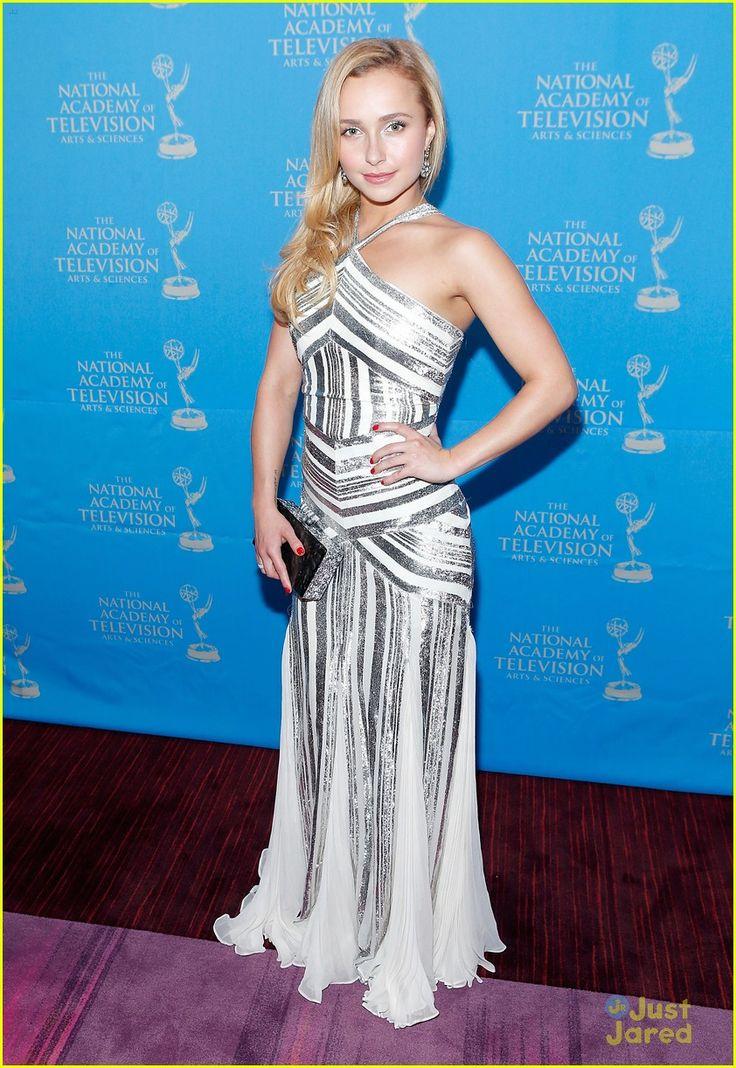 Hayden Panettiere: Sports Emmy Awards Reception 2013 | hayden panettiere sports emmy reception 04 - Photo