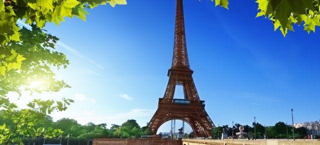 Stedenreis naar Parijs 2 nachten in een 3* hotel+ontbijt in combinatie met  treinreis  nu slechts €110 per persoon