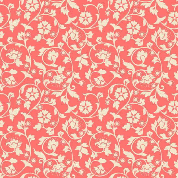 Download Flower Seamless Pattern Background For Free Background
