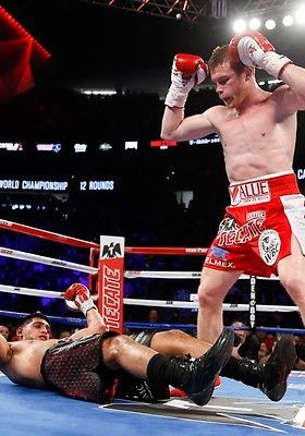 Saul canelo #alvarez vs. amir khan #boxing #photo print poster may 2016 fight 002,  View more on the LINK: http://www.zeppy.io/product/gb/2/131810845089/