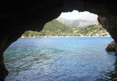 Το Δεσίμι όπως φαίνεται από τη σπηλιά του 'Αγίου Νικολάου'.