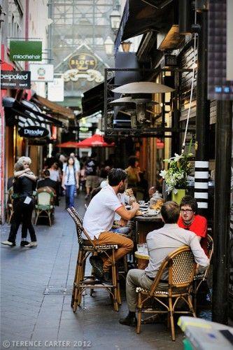 Discovering Melbourne's Hidden Secrets on a Lane and Arcades Tour.