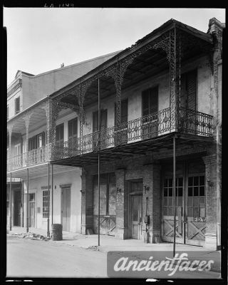 621 Toulouse St., New Orleans, Orleans Parish, Louisiana  family photo