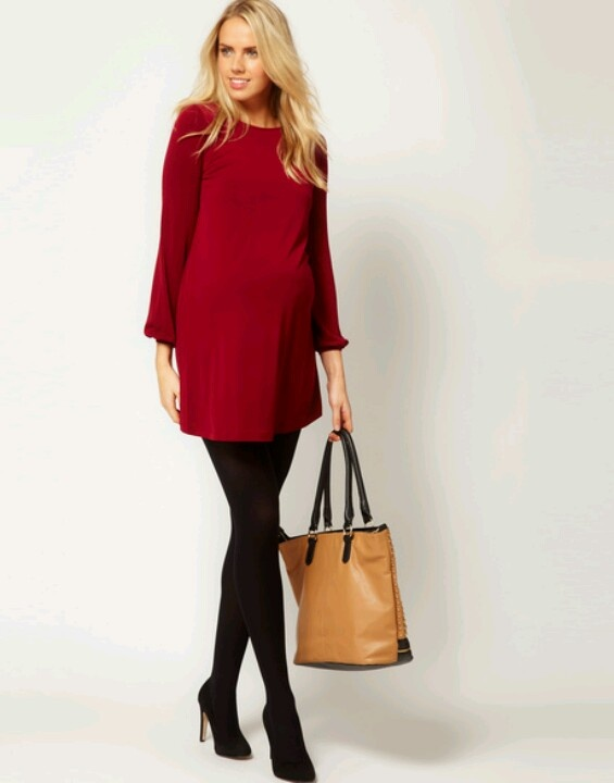 Great maternity dress for date night  lyst.com