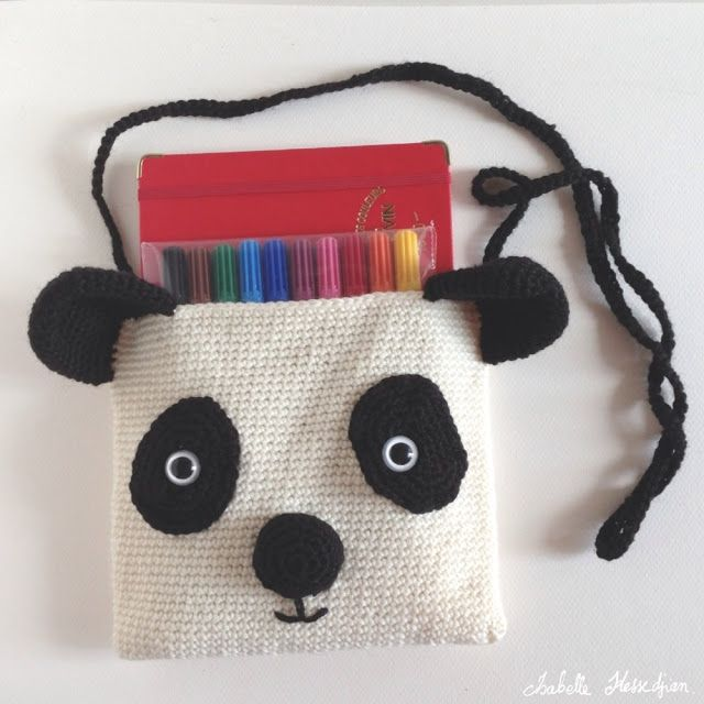 Modele Amigurumi Panda : 1000 idees sur le theme Crochet Panda sur Pinterest ...