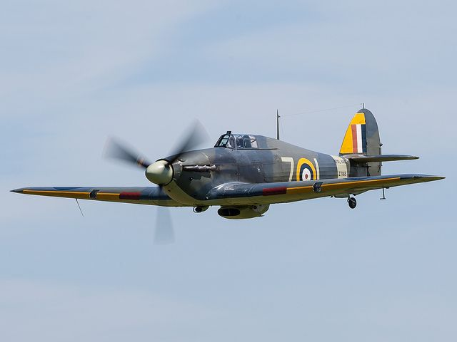 Sea Hurricane #plane #WW2