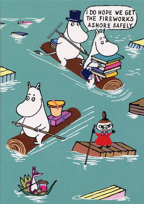Japanese-Moomin-card-40 (by b-island)