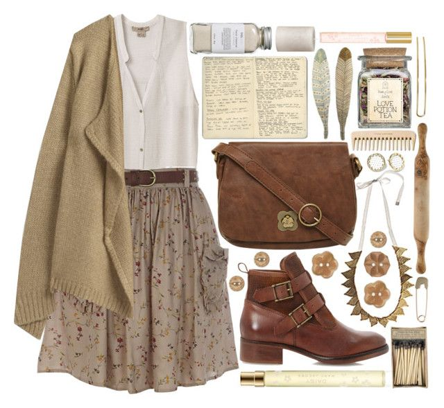 """""""Vintage style"""" by strayalley ❤ liked on Polyvore featuring Samma, Helmut Lang, River Island, Topshop, Nica, Moleskine, Très Pure, Marc Jacobs, House of Harlow 1960 and vintage"""
