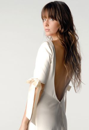 Delphine Manivet ~ Bringing French Chic Style To Your Wedding Day Wardrobe...