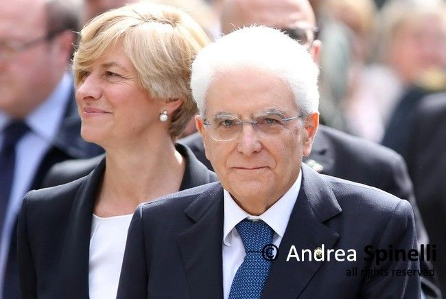 President Mattarella at 100th anniversary of Italy's entry World War I