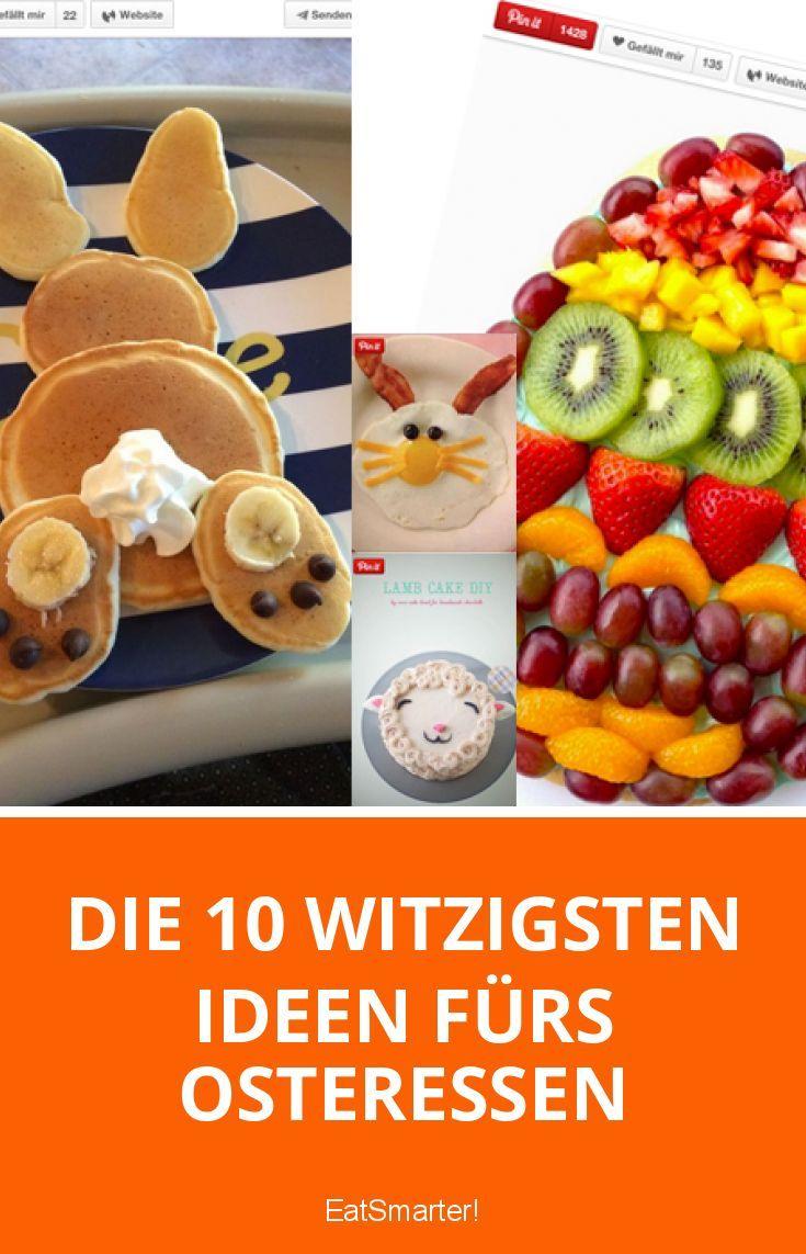 Die 10 witzigsten Ideen fürs Osteressen | eatsmarter.de