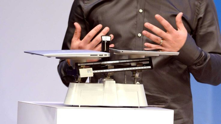 How does the Surface Pro 3 stack up against Apple's latest MacBook Air?