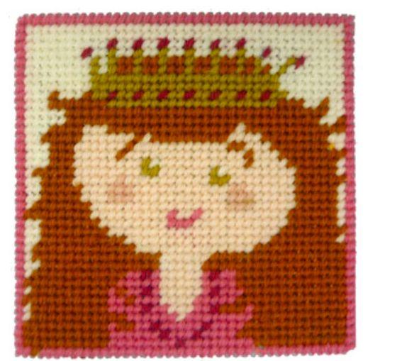 Princess mini starter tapestry kit