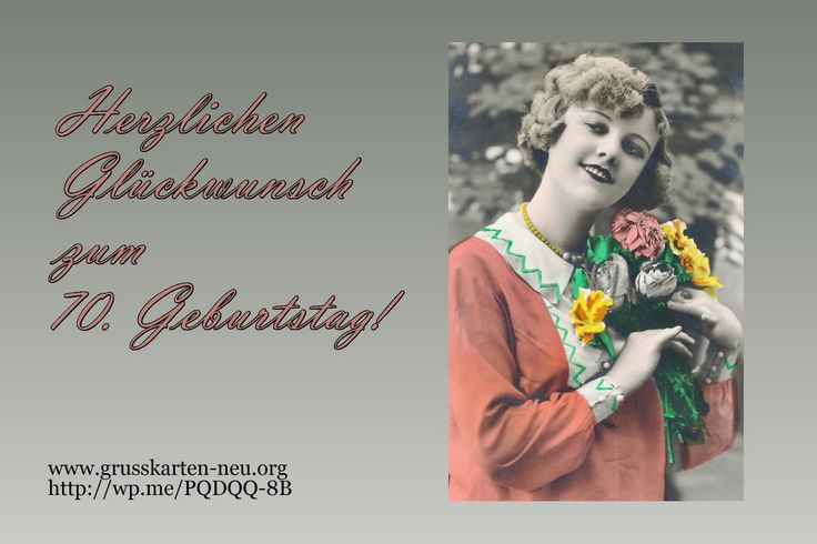 70. Geburtstag: Kostenlose Grußkarten - http://grusskarten-neu.org/kostenlose-karten-zum-geburtstag-und-geburtstagskarten/runder-geburtstag-gratis-grusskarten/70-geburtstag-kostenlose-grusskarten/