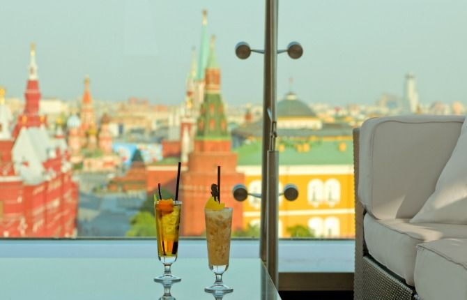 The Ritz Carlton, Moscow