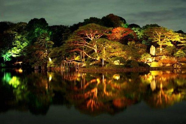 Rikugi-en Gardens (Bunkyō-ku, Japan)