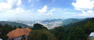 Panoramic of Penang