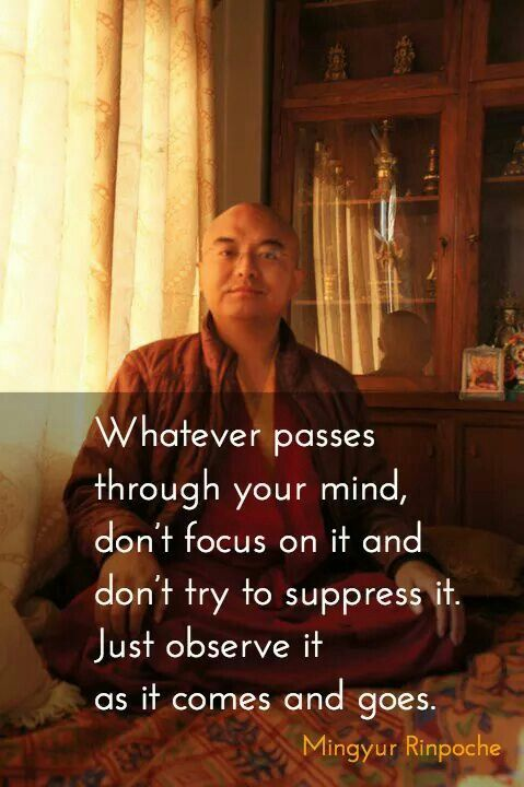 """""""Be wise. Treat yourself, your mind, sympathetically, with loving kindness. If you are gentle with yourself, you will become gentle with others."""" ~ Lama Thubten Yeshe (1935–1984)"""