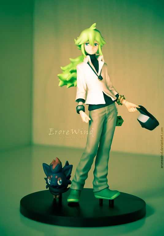 N Harmonia Figure Zorua By Erorewind On Deviantart Random Fandoms Pinterest