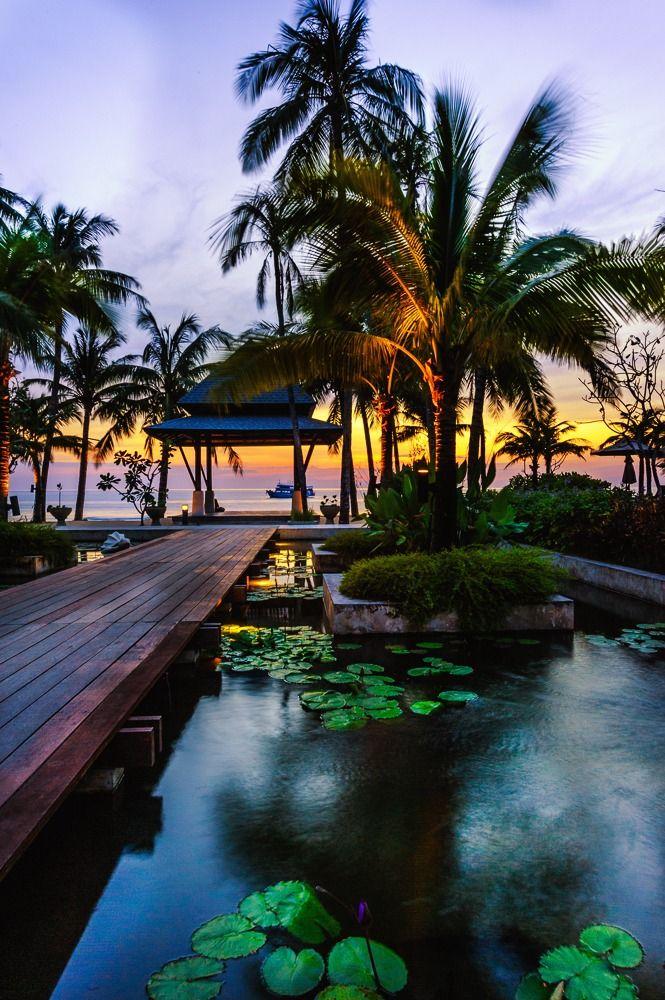 日本人にはあまり知られていないタイの隠れ家的リゾート『チャーン島                              …