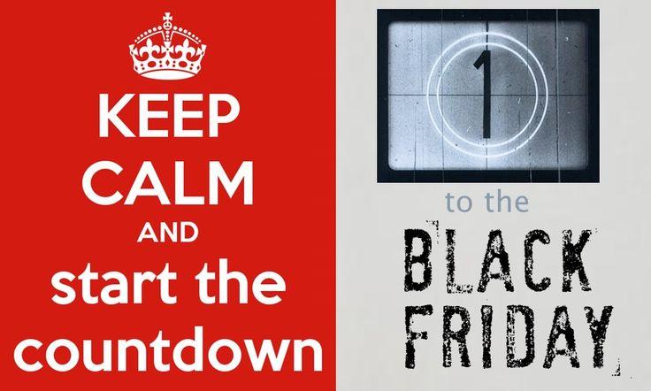 Pronti per il Black Friday?  Tutti i nostri prodotti scontati del 25% con il codice BF25 disponibile da venerdì a lunedì alle 23.59.  Inizia il conto alla rovescia!! http://www.drtaffi.it/ #blackfriday #promo #discount #promozione #shoppingonline