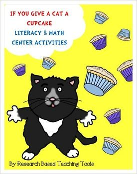 Just In Time For Summer Our If You Give A Cat A Cupcake