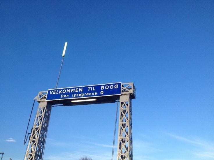 Velkommen til Bogø
