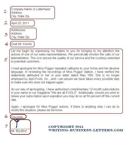 25+ Best Ideas About Business Letter Format On Pinterest