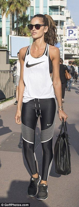 cool Izabel Goulart showcases her enviable legs in floral jumpsuit by http://www.redfashiontrends.us/fashion-designers/izabel-goulart-showcases-her-enviable-legs-in-floral-jumpsuit/