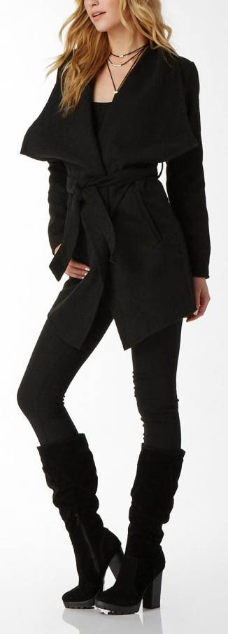This trench coat is so on trend this season!