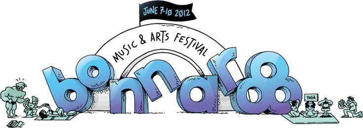 Oh Bonnaroo Music Festival. love.