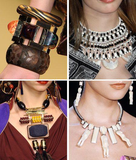 Moda Africana:Acessórios e Cores