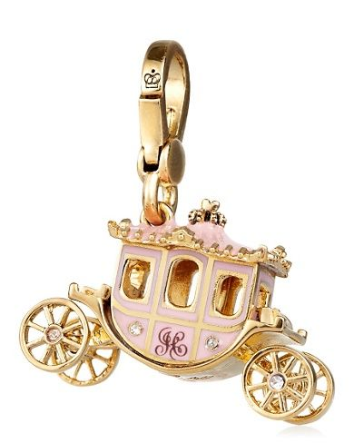 Princess Carriage Charm - omg! this looks like the pandora charm except it's juicy. love. need.