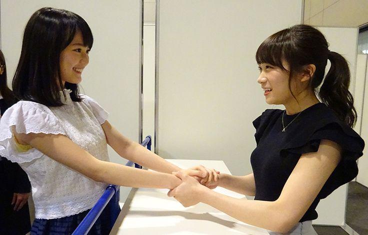 個別握手会の流れ8
