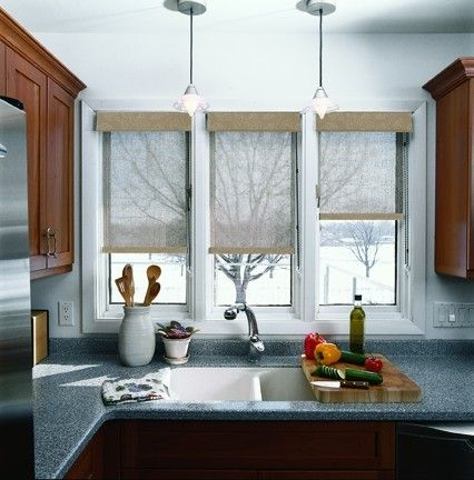 Fetching Luxury Kitchen Window Blinds For Your Home Cooler