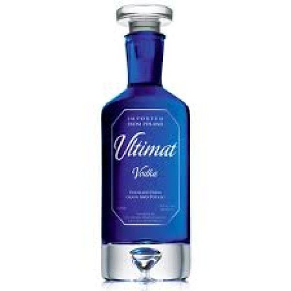 Ultimat Vodka; Made by the Patron Spirits Company Ultimat Vodka is the ultimate vodka experience | spiritedgifts.com