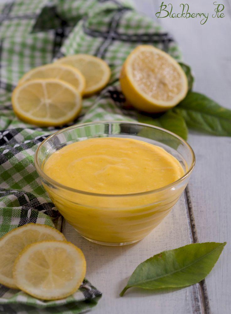 Lemon curd - ricetta originale