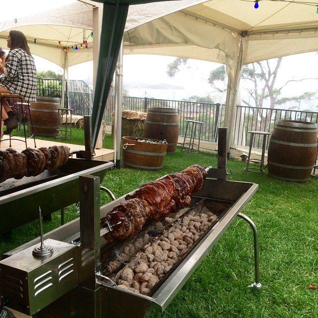 Spit Roast Catering Sydney