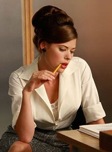 "Peyton List as Jane in ""Mad Men"""