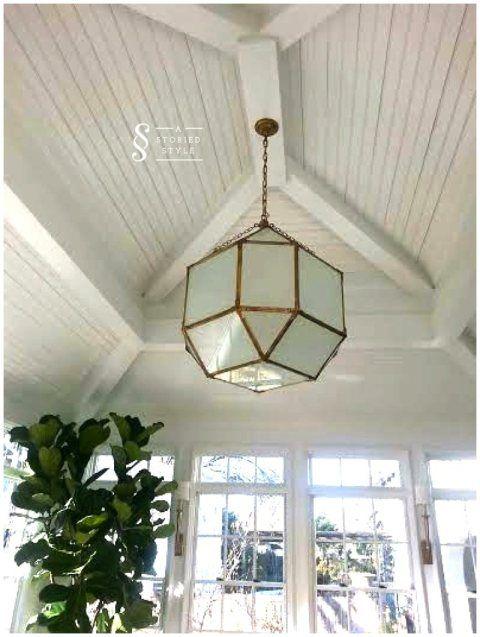 amazing huge light fixture! Visual comfort morris lantern from circa lighting