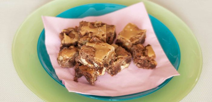 Niet zomaar Brownies - Eitjekookt