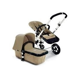 Bugaboo Cameleon Travel System - Sand Base/Sand Canvas Tailored Fabric Set Review
