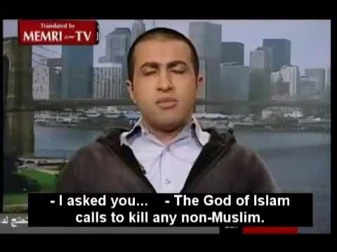 "Ex-Muslim man tears apart the ""Religion of Peace"" and abuses the prophet - YouTube"