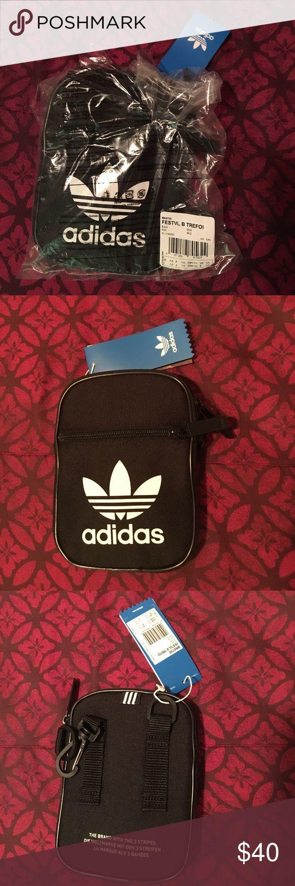 Adidas Fanny Pack/Festival Bag Brand New Festival Multi Way Bag w/ Trefoil Logo adidas Bags